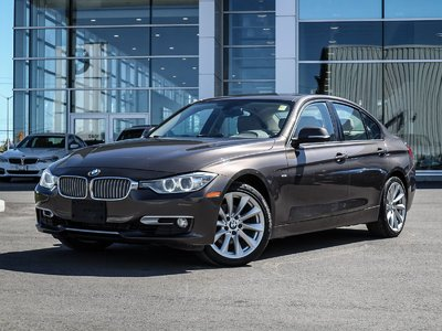 2012 BMW 328i NAV, MODERN, LEATHER