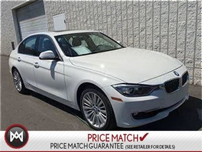 2013 BMW 328i NAVI ADE LEATHER ROOF LOADED