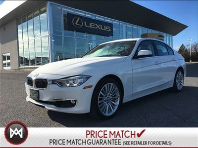 2013 BMW 328i X-DRIVE LUXURY LINE SEDAN