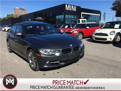 2013 BMW 328i SPORT LINE PREMIUM PACK RED LEATHER 18's