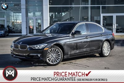 BMW 328i AWD, LUXURY, SUNROOF 2013