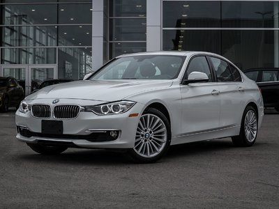 BMW 328i NAV, LUXURY, AWD 2015