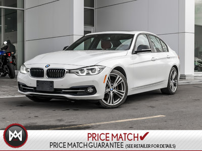 Bmw Extended Warranty >> Pre Owned 2016 Bmw 328i Extended Warranty Heads Up Nav In Ontario