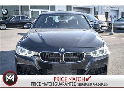 2013 BMW 335i M SPORT, SUNROOF, AWD