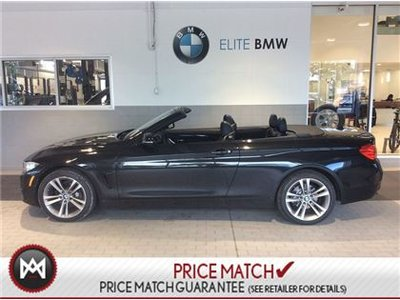 2014 BMW 428i CABRIOLET, EXECUTIVE, PREMIUM