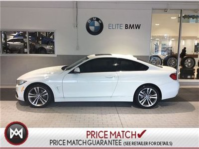 BMW 428i EXECUTIVE, PREMIUM, AWD 2014