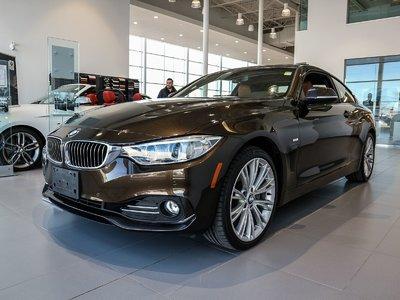 BMW 435i INDIVIDUAL, NAV, AWD 2014