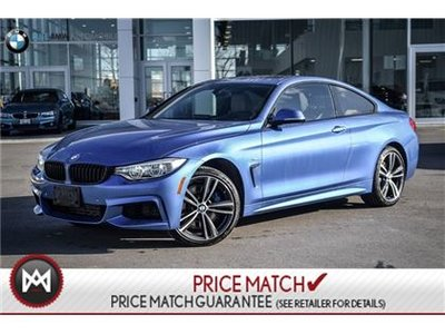 BMW 435i M PERFORMANCE, MANUAL, NAV 2015