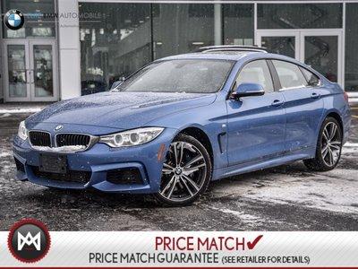 2015 BMW 435i M PERFORMANCE, NAV, AWD