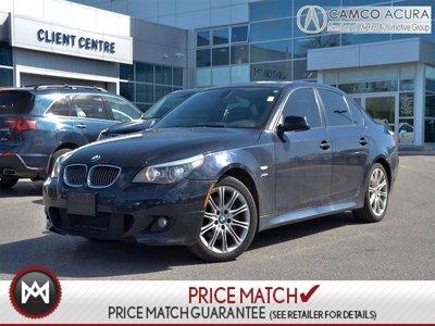 BMW 5 Series M SPORT PACK NAVI AWD 2010