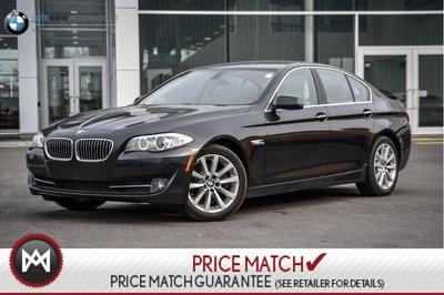 2013 BMW 528i PREMIUM, NAV, AWD