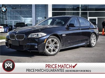 Preowned BMW I M SPORT AWD NAV In Ontario Used - Bmw 528i 2013 price