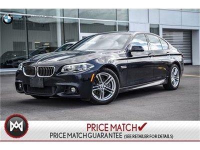 2014 BMW 528i AWD, PREMIUM, M SPORT