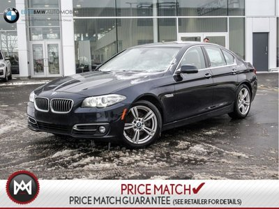 2014 BMW 528i PREMIUM, AWD, NAV