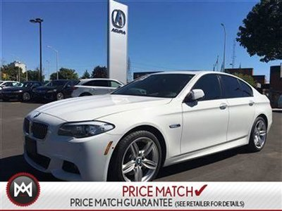 2013 BMW 535i xDrive HEADS UP DISPLAY M SPORT PACKAGE 360 CAMERA
