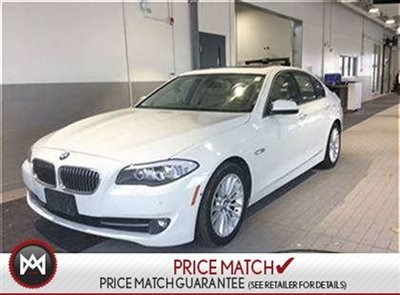 2013 BMW 535i xDrive NAVIGATION, AWD, EXECUTIVE