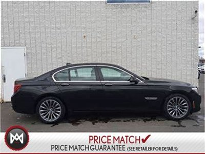 2012 BMW 750i xDrive NAVI AWD EXECUTIVE