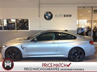 BMW M4 PREMIUM, TECH, CARBON TRIM 2016