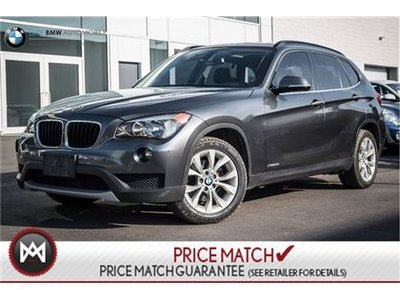 BMW X1 PREMIUM, AWD, EXECUTIVE 2014