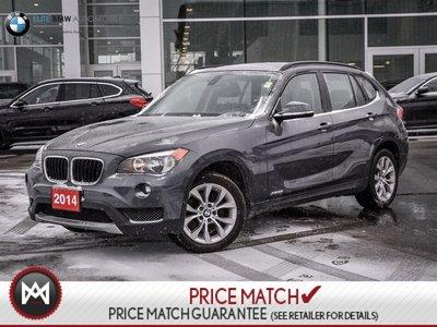 BMW X1 PREMIUM, AWD, PARK DISTANCE 2014