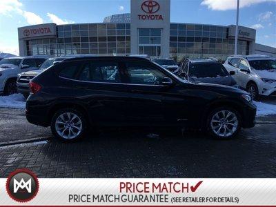 2014 BMW X1 XDrive28i - Power seats - Sunroof - Loaded!