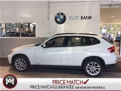 BMW X1 PREMIUM, AWD, LOW KMS 2015