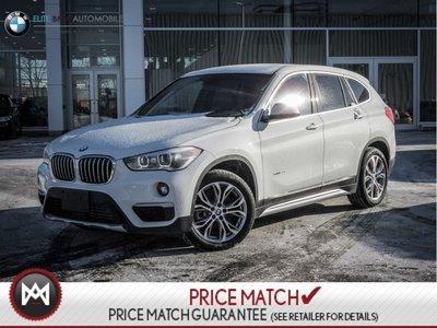 BMW X1 AWD, BACK UP CAMERA, NEW PROGRAMS 2018