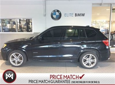 2014 BMW X3 M SPORT, NAV, PREMIUM