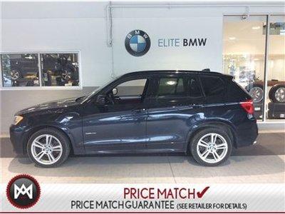 BMW X3 M SPORT, NAV, AWD 2014