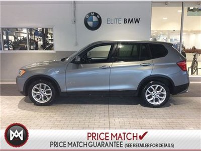 BMW X3 AWD, X3, BEST PRICE 2014