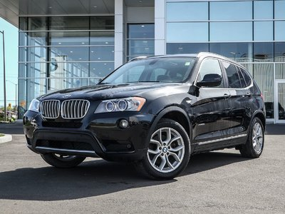 2014 BMW X3 NAV, PREMIUM, AWD