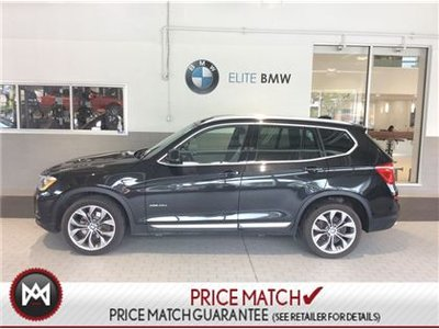 2015 BMW X3 DIESEL NAVI LOADED