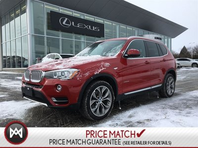 2015 BMW X3 NAVIGATION ROOF PREMUIM ENHANCED
