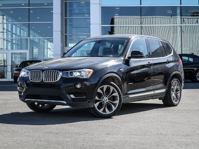 2015 BMW X3 AWD, SUNROOF, PREMIUM