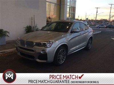 2016 BMW X4 M SPORT NAV LOADED