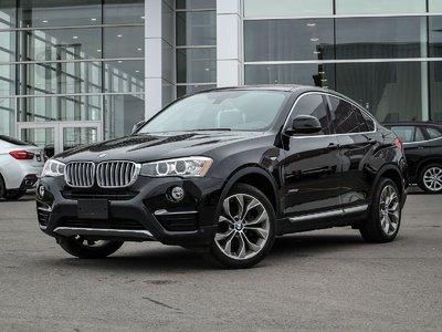 2016 BMW X4 NAV, PREMIUM, AWD