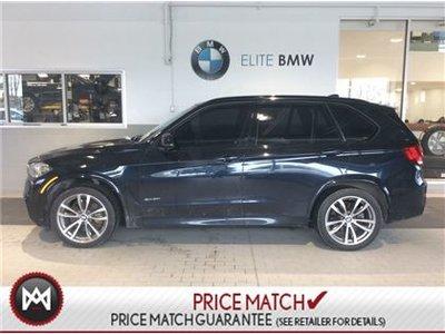 2014 BMW X5 PREMIUM, M SPORT, 50i