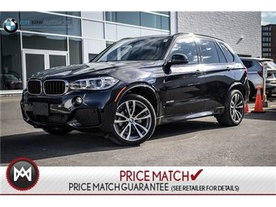 2015 BMW X5 M SPORT, PREMIUM, DRIVER ASSITANCE