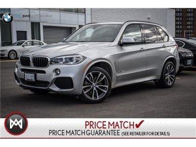 2015 BMW X5 M SPORT, PREMIUM, DRIVER ASSISTANCE