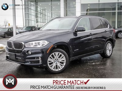 BMW X5 LUXURY, NAV, AWD 2015