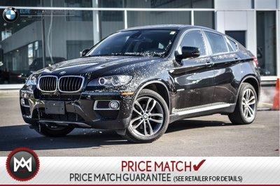 2014 BMW X6 AWD, PREMIUM, EXECUTIVE