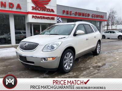 2012 Buick Enclave CXL* HEATED SEATS! BLUETOOTH!