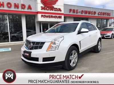 2012 Cadillac SRX LUXURY! PANORAMIC SUNROOF! LEATHER! BACK UP CAM!