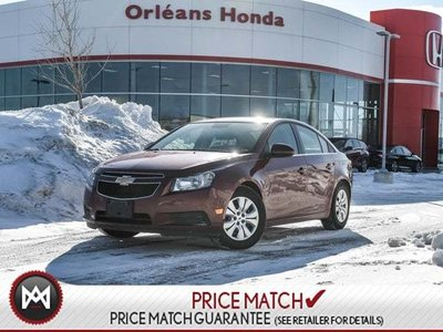 2012 Chevrolet Cruze 1LT-Auto PWR Group Cruise