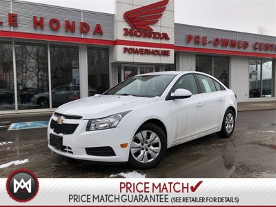 Chevrolet Cruze LT Turbo! ONLY $34.97WEEKLY WINTER & SUMMER TIRES 2013