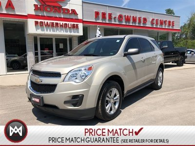 Pre-owned 2012 Chevrolet Equinox LS* BLUETOOTH! CRUISE! AUTO