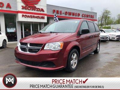 2011 Dodge Grand Caravan SE! ONLY $36.30WEEKLY! ZERO DOWN!!!