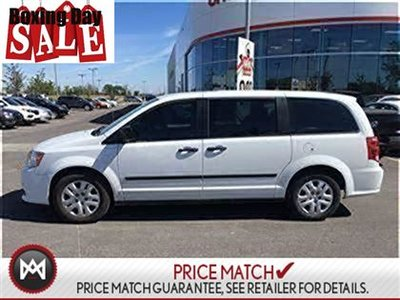 Dodge Grand Caravan REAR STOW AND GO ,STEERING WHEEL CONTROLS AND MORE 2014
