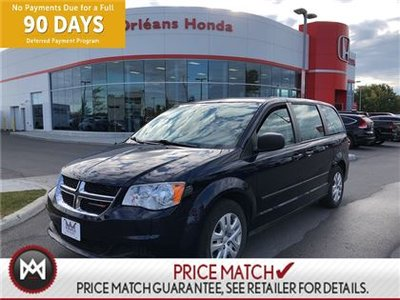 2014 Dodge Grand Caravan SE,A/C .KEYLESS ENTRY,REAR STOW AND GO