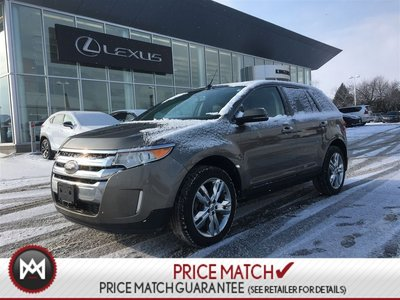 2013 Ford Edge LTD NAVI AWD ROOF LEATHER